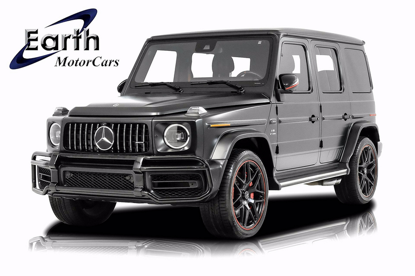 2019 Mercedes-Benz G-Class G63 AMG:12 car images available