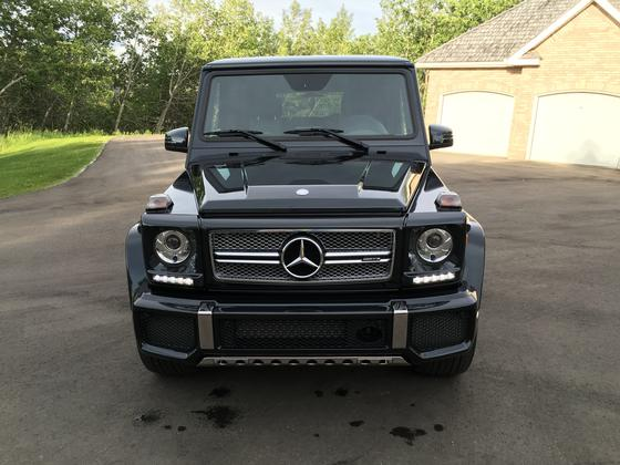 2016 Mercedes-Benz G-Class G65 AMG For Sale in Denver, CO ...