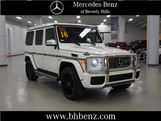 2016 Mercedes-Benz G-Class G65 AMG:19 car images available