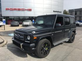 2016 Mercedes-Benz G-Class G65 AMG:21 car images available