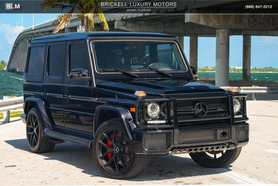 2018 Mercedes-Benz G-Class G65 AMG:24 car images available