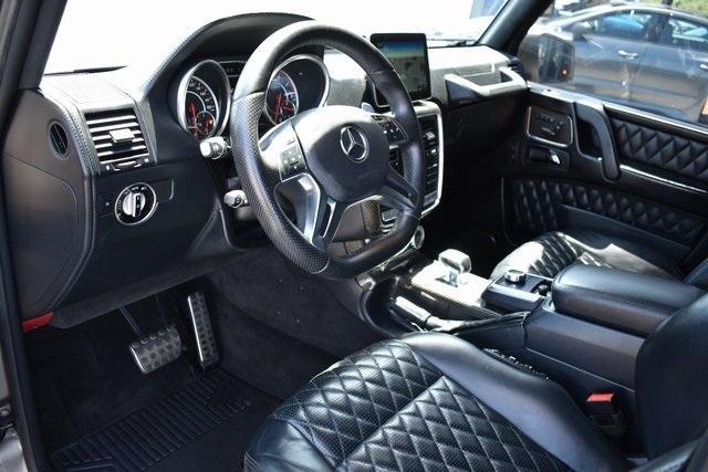 2017 Mercedes-Benz G-Class G65 AMG