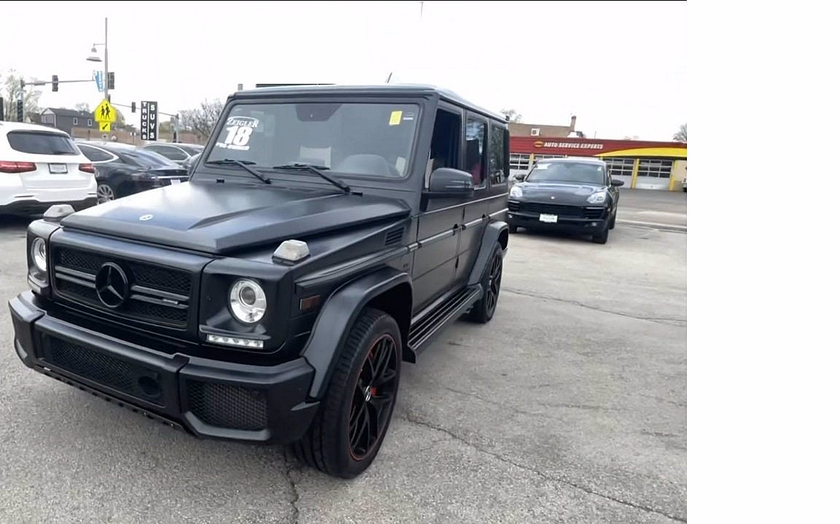 2018 Mercedes-Benz G-Class G65 AMG:2 car images available