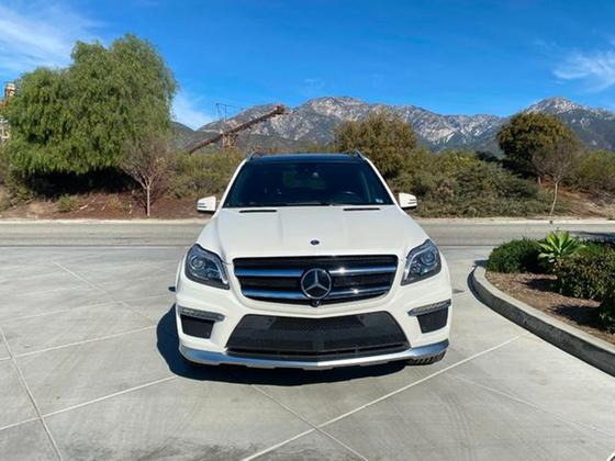 2014 Mercedes-Benz GL-Class :8 car images available