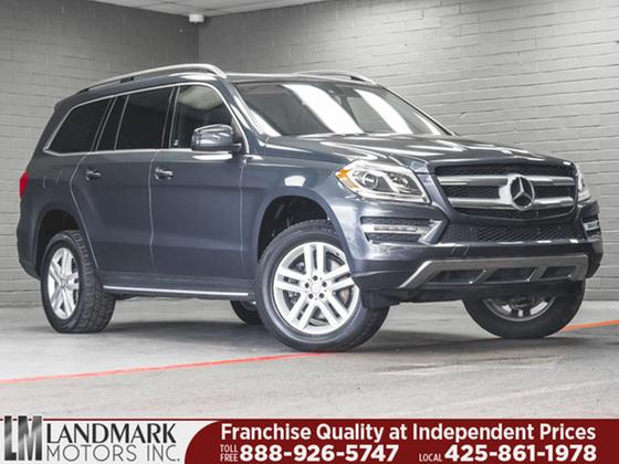 2015 Mercedes-Benz GL-Class GL350 BlueTec:24 car images available