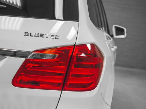 2016 Mercedes-Benz GL-Class GL350 BlueTec