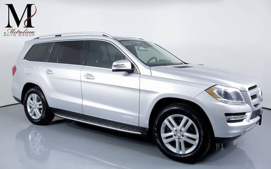 2013 Mercedes-Benz GL-Class GL350 BlueTec:24 car images available