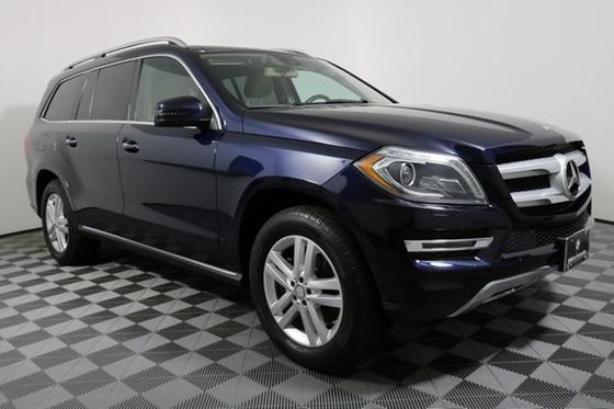 2014 Mercedes-Benz GL-Class GL350:24 car images available