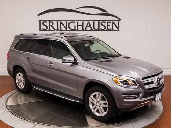 2014 Mercedes-Benz GL-Class GL450 4Matic:21 car images available