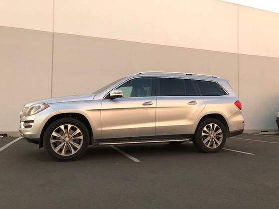 2013 Mercedes-Benz GL-Class GL450 4Matic:4 car images available