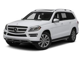 2014 Mercedes-Benz GL-Class GL450 4Matic : Car has generic photo