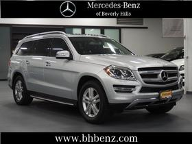 2016 Mercedes-Benz GL-Class GL450 4Matic:19 car images available