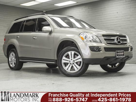 2009 Mercedes-Benz GL-Class GL450 4Matic:24 car images available