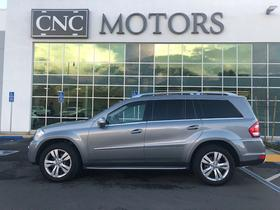 2010 Mercedes-Benz GL-Class GL450 4Matic:11 car images available