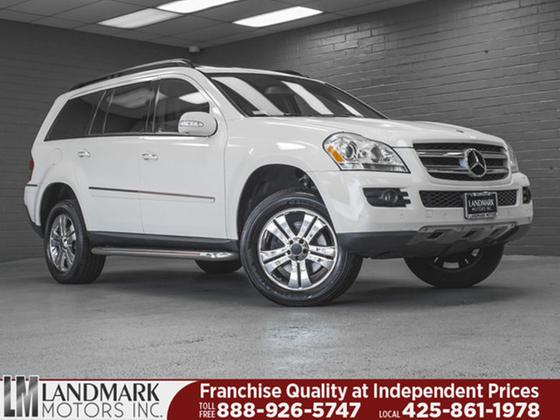 2008 Mercedes-Benz GL-Class GL450 4Matic:24 car images available