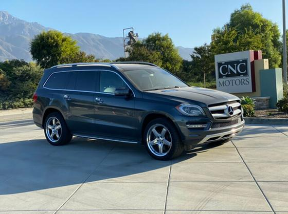 2013 Mercedes-Benz GL-Class GL450 4Matic:19 car images available