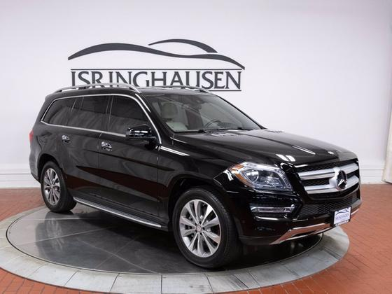 2015 Mercedes-Benz GL-Class GL450 4Matic:21 car images available