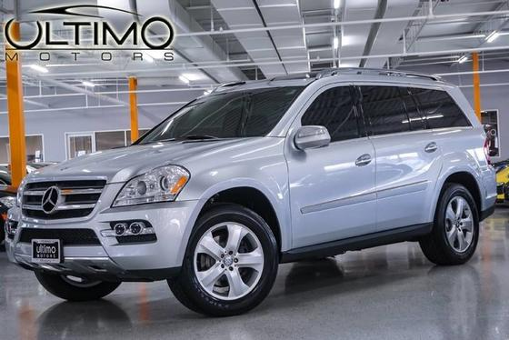 2010 Mercedes-Benz GL-Class GL450:24 car images available