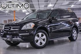 2012 Mercedes-Benz GL-Class GL450:24 car images available