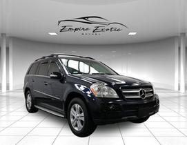 2008 Mercedes-Benz GL-Class GL450:24 car images available