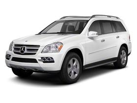 2012 Mercedes-Benz GL-Class GL450 : Car has generic photo