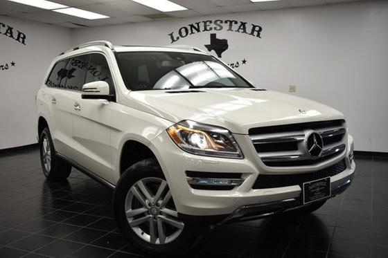 2013 Mercedes-Benz GL-Class GL450:24 car images available