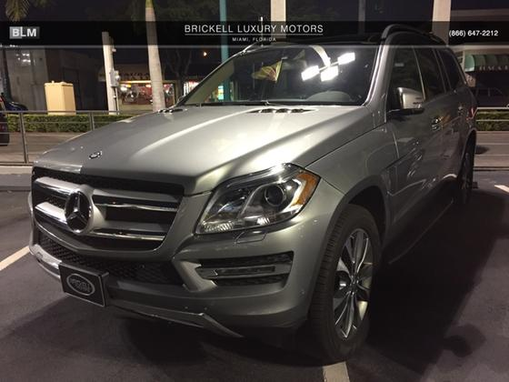 2015 Mercedes-Benz GL-Class GL450:9 car images available
