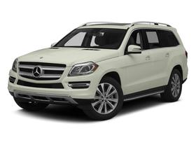 2013 Mercedes-Benz GL-Class GL450 : Car has generic photo