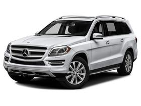 2016 Mercedes-Benz GL-Class GL450 : Car has generic photo
