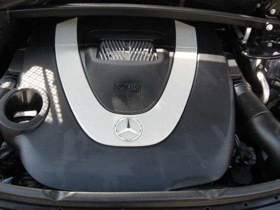 2012 Mercedes-Benz GL-Class GL450