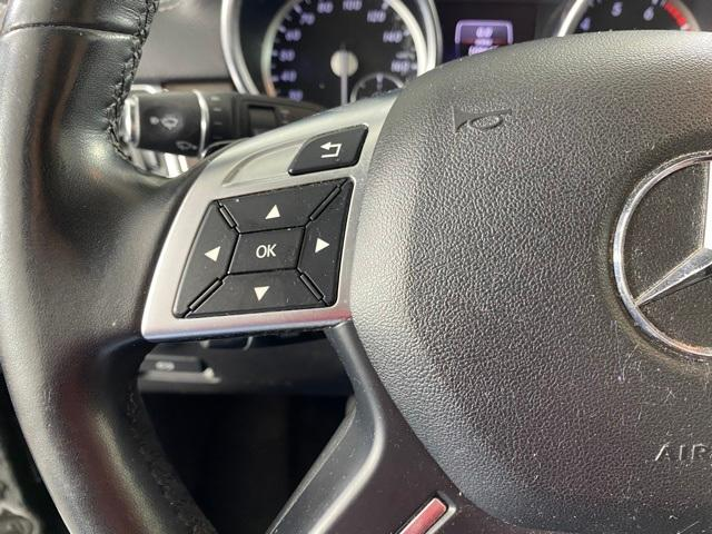 2014 Mercedes-Benz GL-Class GL450