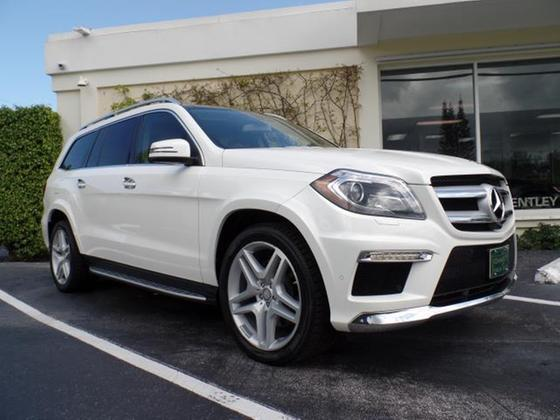 2014 Mercedes-Benz GL-Class GL550 4Matic:12 car images available