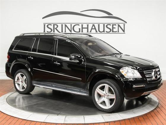 2012 Mercedes-Benz GL-Class GL550 4Matic:24 car images available