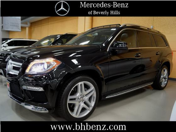 2016 Mercedes-Benz GL-Class GL550 4Matic:19 car images available