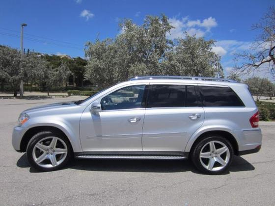 2011 Mercedes-Benz GL-Class GL550 4Matic:13 car images available