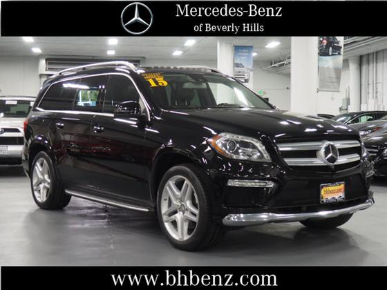 2015 Mercedes-Benz GL-Class GL550 4Matic:19 car images available