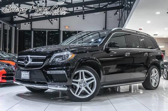 2014 Mercedes-Benz GL-Class GL550 4Matic:24 car images available