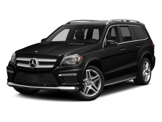 2015 Mercedes-Benz GL-Class GL550 4Matic : Car has generic photo