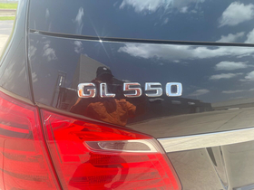 2015 Mercedes-Benz GL-Class GL550 4Matic