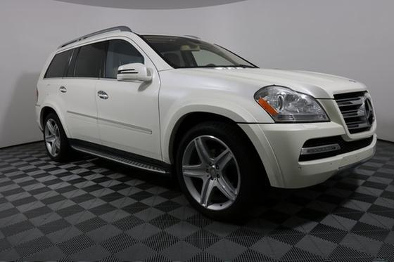 2012 Mercedes-Benz GL-Class GL550:24 car images available