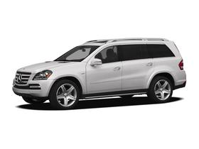 2012 Mercedes-Benz GL-Class GL550 : Car has generic photo