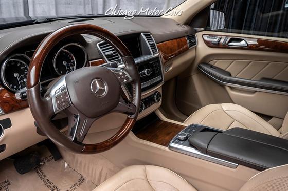 2013 Mercedes-Benz GL-Class GL550