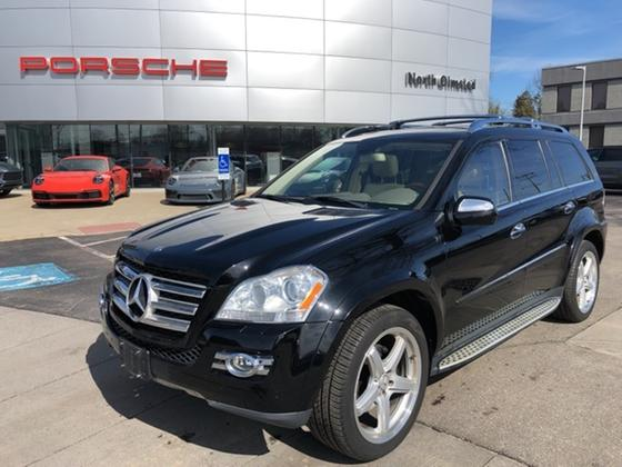 2009 Mercedes-Benz GL-Class GL550:21 car images available