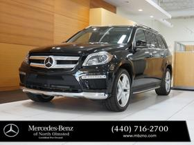 2013 Mercedes-Benz GL-Class GL550:24 car images available