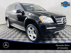 2011 Mercedes-Benz GL-Class GL550:24 car images available