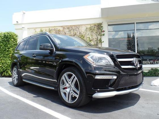 2016 Mercedes-Benz GL-Class GL63 AMG:12 car images available