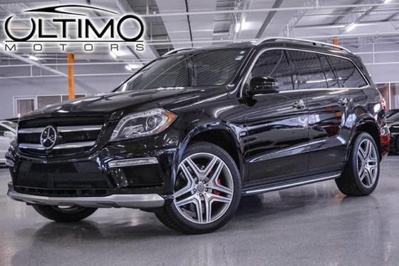 2014 Mercedes-Benz GL-Class GL63 AMG:24 car images available