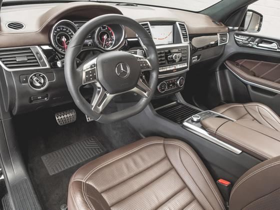 2015 Mercedes-Benz GL-Class GL63 AMG