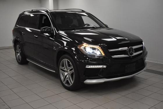 2015 Mercedes-Benz GL-Class GL63 AMG:20 car images available