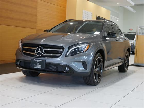 2017 Mercedes-Benz GLA-Class :24 car images available